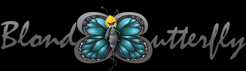 Blonde Butterfly